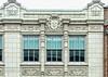 Terra Cotta Windows (Atelier Teee) Tags: terencefaircloth atelierteee terracotta windows westtown chicagoavenue chicago illinois pilaster crown fleurdelis escutcheon