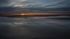 No. 1100 Late April sunset (H-L-Andersen) Tags: uggerbystrand canon canoneos5dmk4 sun beach denmark manfrotto sky nature landscape seascape reflections reflection sea water ocean outdoor outside xplore explored explore hirtshals hjørring