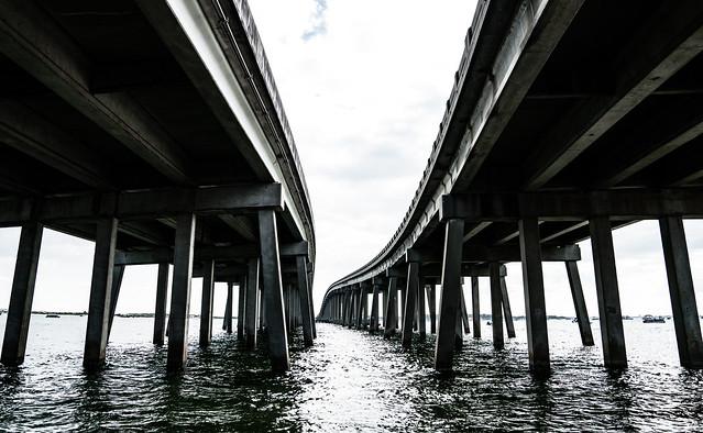 Architecture in Destin, Florida