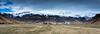 Farm Under Eyjafjallajökull (Mikko Manner) Tags: nikon nikond7200 sigma1835mmf18art sigma iceland eyjafjallajökull landscape farm volcano fields clouds sky dramatic dramaticclouds roadtrip travel 2018 mountains mountainscape snowtop snow