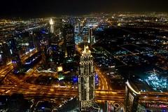 Night Lights of Dubai (jurvetson) Tags: burj khalifa tallest building dubai uae friends telegram pavel durov ton token sale paper airplane