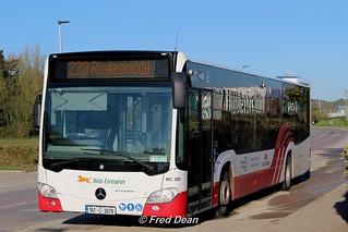Bus Eireann MC305 (161C3078).