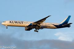 Kuwait Airways | 9K-AOE | Boeing 777-369/ER | JFK | KJFK (Trevor Carl) Tags: 777369er aviation boeing avgeeks photo 62563 9kaoe aircraft airplane alltypesoftransport jfk kjfk newyork newyorkcity newyorkjohnfkennedy plane transport unitedstatesofamerica airlinersnet