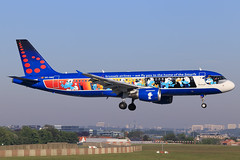 Brussels Airlines  Airbus A320-214 OO-SND (widebodies) Tags: brussels brüssel bru ebbr widebody widebodies plane aircraft flughafen airport flugzeug flugzeugbilder airlines airbus a320214 oosnd