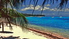 Tahitian Paradise (gerard eder) Tags: world travel reise viajes oceania frenchpolynesia polynesia polynésiefrançaise tahiti moorea beach paisajes panorama playa palmeras palmen palmtrees blue natur nature naturaleza landscape landschaft sea seascape tropical tropicalisland outdoor