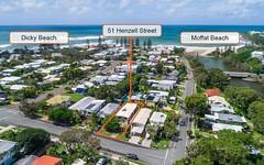 51 Henzell Street, Dicky Beach QLD