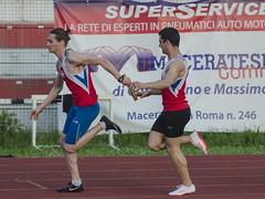Nicola Cesca e Jacopo Palmieri