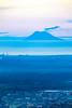 Stromboli dalla piana (pinomangione) Tags: pinomangione paesaggi stromboli vulcano gioiatauro paesaggio cielo montagna acqua mare baia