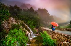 Walking in a misty paradise (dajethy) Tags: dajethy fotografiadajethy fotopanoramiche panoramiche360° photodajethy pantelleria cagliarifoto sardegnafoto nebbia acqua sun sardegna sardegna360