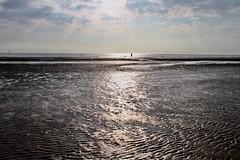 Crosby Beach, Liverpool (cattan2011) Tags: ironman art 英国 crosbybeach merseyside liverpool beach traveltuesday travelbloggers travelphotography travel naturelovers natureperfection naturephotography nature landscapephotography landscape