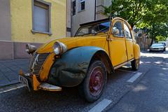 1959 Citroen 2CV (wolf4max) Tags: citroen 2cv 1959citroen2cv citroenentecarclassic car classic vintage wheels