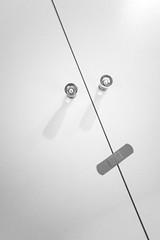 Sans mot (Jarmecan) Tags: noir blanc black bw blackandwhite white wb whiteblack w lignes lines ligne line ombre ombres