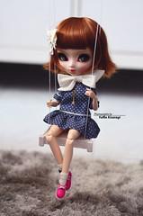 Enjoy in everywhere! (·Yuffie Kisaragi·) Tags: doll pullip leilani obitsu rewigged cassie
