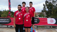 Dos ors per a Júlia Espín als Campionats d'Espanya