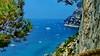 Capri Coastline (gerard eder) Tags: world travel reise viajes europa europe italy italia italien campania capri wasser water costa coastline küste landscape landschaft natur nature naturaleza paisajes panorama outdoor