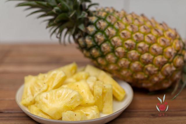 鳳梨、竹筍通通吃酵素長大,無農藥耕種 三竹居士 (1)