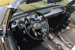 1967 Ford Mustang cabriolet (pontfire) Tags: auto moto rétro rouen 2017 musclecars pontifre ponycars americancars americanmusclecars automotorétrorouen 2018 car cars autos automobili automobile automobiles voiture voitures coche coches carro carros wagen pontfire classic old antique oldtimer vieille collection ancienne bil αυτοκίνητο 車 автомобиль worldcars