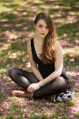 Imogen in the Springtime by NaturalLighting -