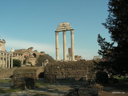 Римський форум, Рим, Італія InterNetri Italy 519