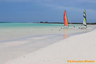 Playa Flamenco Beach, Cayo Coco, Cuba