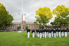 180521-G-XO367-115 (US Coast Guard Academy) Tags: corpsofcadets uscoastguardacademy newlondon connecticut cadets officers academy barger pettyofficernicolefoguth rearadmjamesrendon usa