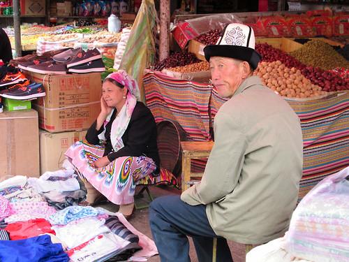 Grand Bazaar Merchants