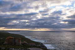 Remarkable Rocks - Kangaroo Island - Australia (wietsej) Tags: remarkable rocks kangaroo island australia sony sunrise nature sea rx10 iv rx10m4 landscape clouds rx10iv