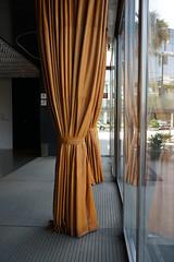 2018-04-FL-183499 (acme london) Tags: barcelona curtain entrance fira furniture hotel interior jeannouvel leather leathercurtain lobby renaissancehotelfira spain windscreen