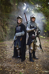 GOT 200B9718 WEB (Firefly Photos Australia) Tags: got gameofthrones medieval armour soldiers chainmail cosplay fireflyphotos