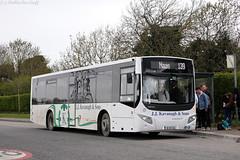 181KK1442 - Rt139 - BlanchIT - 260418 (dublinbusstuff) Tags: dublin bus jjkavanagh blanchardstown blanchardstownit naas route139 evora volvob8rle