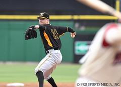 Mike Wallace (Buck Davidson) Tags: mike wallace buck davidson 2018 milb major minor league baseball florida state pittsburghpirates bradenton marauders prospect nikon d500 nikkor 300mm f28