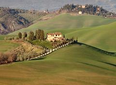 Crete senesi (Jolivillage) Tags: jolivillage cretesenesi sienne siena toscane toscana tuscany italie italy italia europe europa landscape paesaggio paysage vert verde green picturesque geotagged