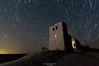 El ermitaño (Javibeje) Tags: edificio iglesia navarra nocturna ruinas circumpolar night nightscape estrellas stars siluetas javier bejarano nikon d7200 tokina 1116dxii