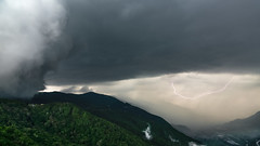 Ambiances orageuses_Italie (Janis-Br) Tags: lightning storm structure stormchaser thunderstorm vallée moutains piemont italie sky clouds composition outdoors ambiance relief paysage landscape nature weather rain