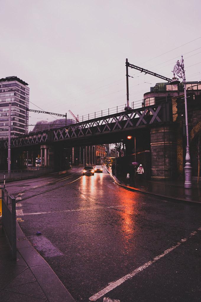 St. Augustine Street, Dublinin keskusta, Dublin, Irlanti, D8 - KARTALLA.