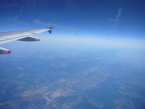 Sokolov, Tarom flight from Bucharest to Paris [28.07.2008]