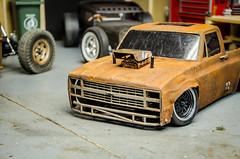 Tamiya TA02 Drift Truck SquareBody Build Part1-4 (Strangely Different) Tags: rceveryday rcratrod squarebody tamiya chevy chevrolet drifttruck scaler scalerc clodbuster drift hobby rccar rc4wd axial traxxas shapeways onroad ta02 vintage scalemodel