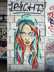 Streetart in Köln/Cologne 2015 (kami68k -all over-) Tags: köln cologne 2015 streetart street art poster pasteup elbocho leicht