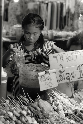 The selling point, Chiang Mai, Thailand