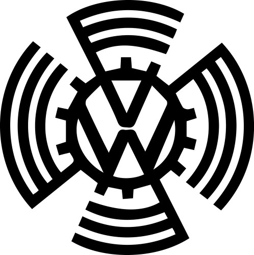 original vw logo