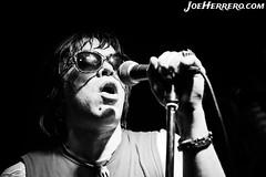 The Flaming Sideburns (Joe Herrero) Tags: aprobado concierto concert rock roll garage blanco y negro black white bolo gig