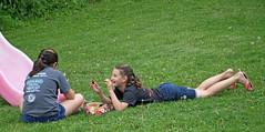 Nail Polish Girls (Jaimee and Brian) Tags: avalon elevenyears illinois