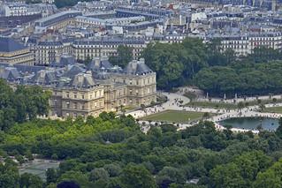 2018.05.20.001 PARIS - Tour Montparnasse - Palais et jardin du Luxembourg