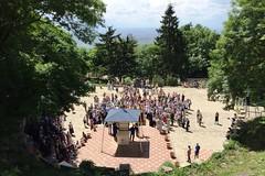 180520-06 Молодёжный крестный ход поднялся к Бештаугорскому монастырю