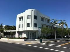 Art Deco Building MIMO District (Phillip Pessar) Tags: mimo district art deco building architecture miami