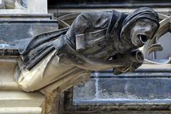 Gargoyles - 54 (fotomänni) Tags: prag praha prague veitsdom gargoyles gargouille wasserspeier skulptur skulpturen sculpture kunst manfredweis