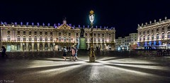 streetlight effect (Tschissl) Tags: nacht nancy frankreich