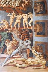 Le Jugement Dernier (Cathédrale d'Orvieto, Italie) (dalbera) Tags: dalbera italie orvieto duomo cathédrale gothique damnés jugementdernier