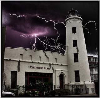 New Orleans Louisiana  - Lighthouse Building