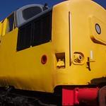 Big Yellow Train